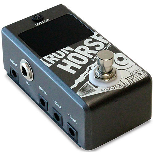 Outlaw Effects Iron Horse Power Supply & Tuner-thumbnail