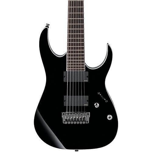 Ibanez Iron Label RGIR27FE 7-String Electric Guitar with EMG Pickups