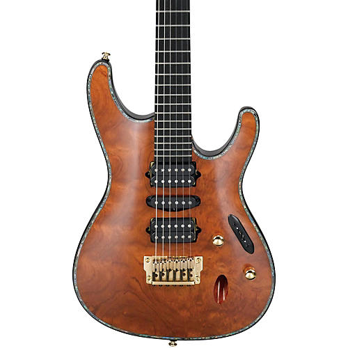 Ibanez Iron Label S Series SIX70FDBG Electric Guitar