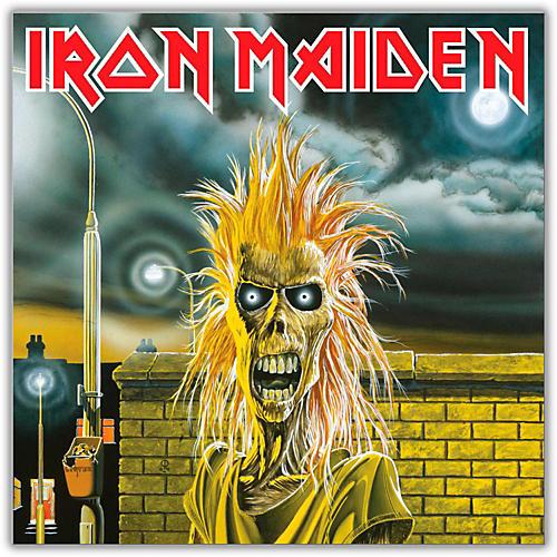 WEA Iron Maiden - Iron Maiden Vinyl LP-thumbnail