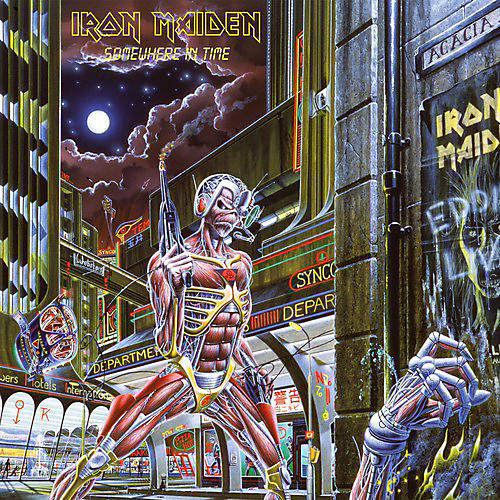 Alliance Iron Maiden - Somewhere in Time