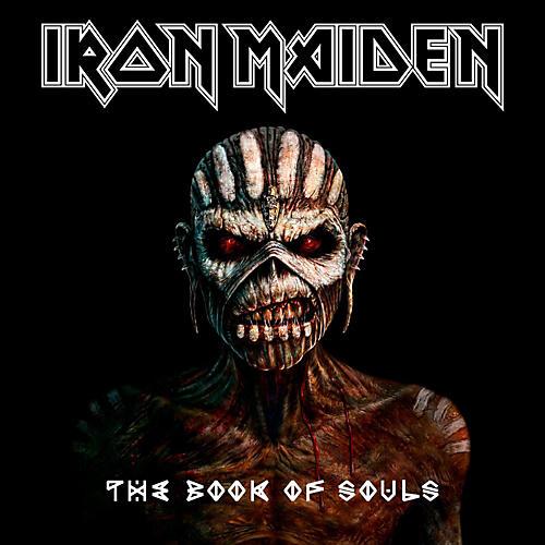 WEA Iron Maiden - The Book Of Souls Vinyl LP-thumbnail