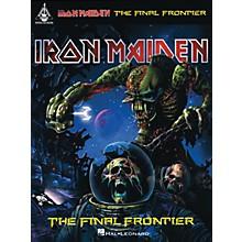 Hal Leonard Iron Maiden - The Final Frontier Guitar Tab songbook