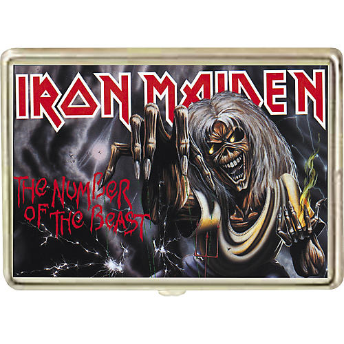 Gear One Iron Maiden ID Case and Lighter Set
