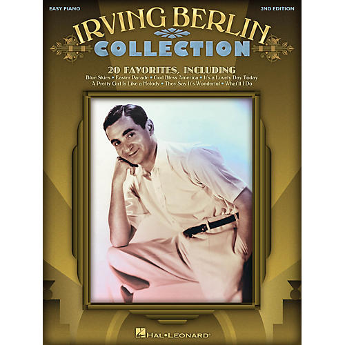 Hal Leonard Irving Berlin Collection For Easy Piano 2nd Edition