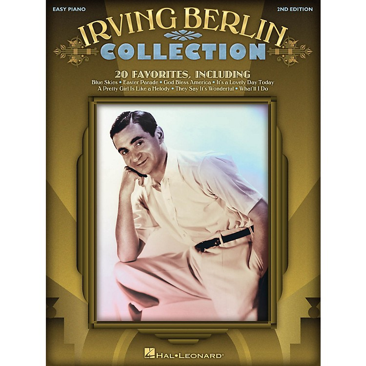 Hal LeonardIrving Berlin Collection For Easy Piano 2nd Edition