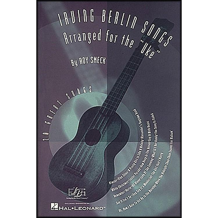 Hal LeonardIrving Berlin Songs Arranged for the Uke