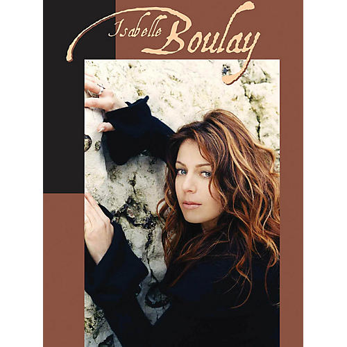 Music Sales Isabelle Boulay Music Sales America Series Softcover Performed by Isabelle Boulay-thumbnail