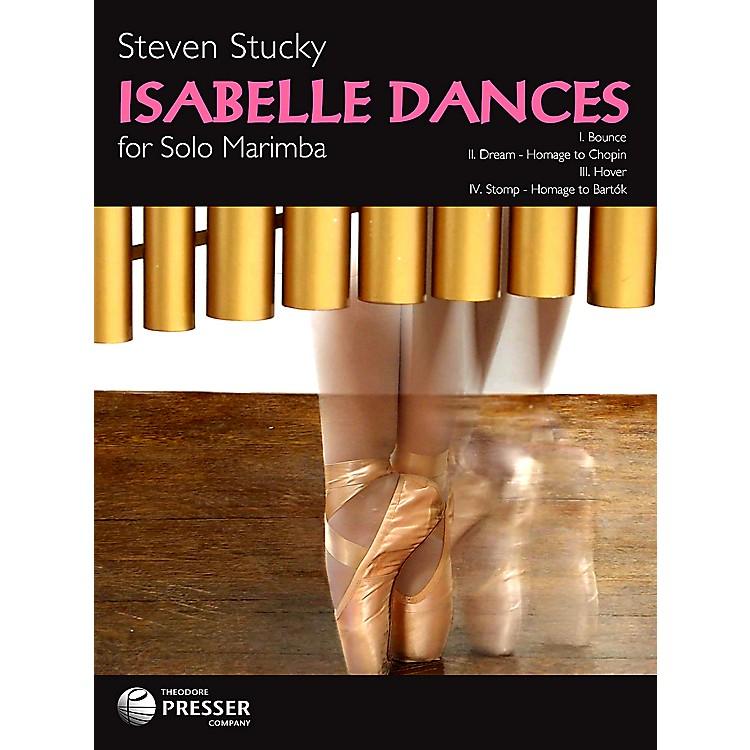 Theodore PresserIsabelle Dances - Marimba (Book)
