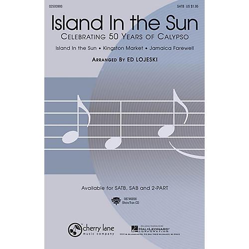Cherry Lane Island in the Sun: Celebrating 50 Years of Calypso (Medley) SATB-thumbnail