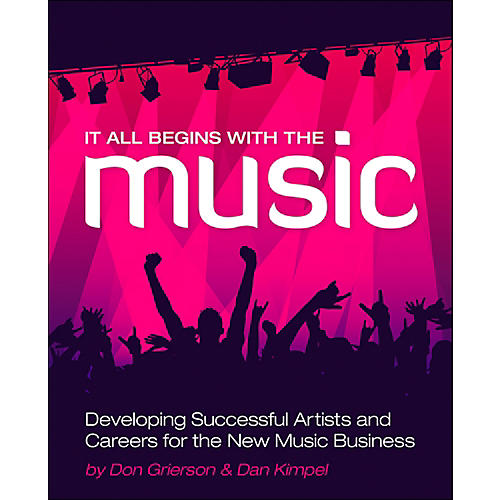 Cengage Learning It All Begins With The Music - Developing Successful Artists-thumbnail