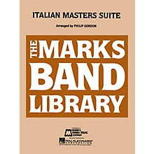 Hal Leonard Italian Masters Suite - Young Concert Band Level 3 composed by Philip Gordon