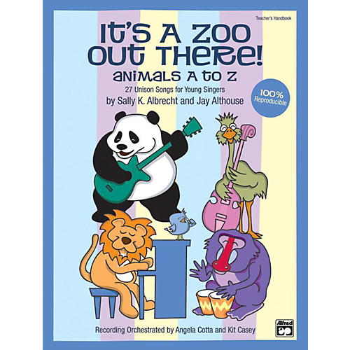 Alfred It's A Zoo Out There! Teacher'S Handbook