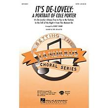 Hal Leonard It's De-Lovely (A Portrait of Cole Porter) ShowTrax CD Arranged by Kirby Shaw