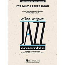 Hal Leonard It's Only a Paper Moon Jazz Band Level 2 Arranged by Rick Stitzel