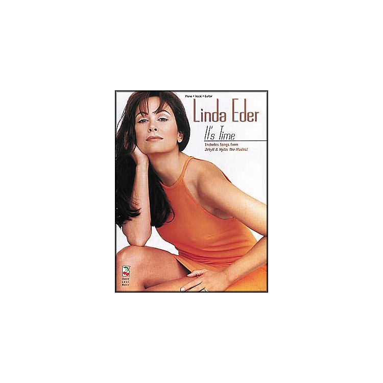Cherry Lane It's Time Linda Eder Piano, Vocal, Guitar Songbook