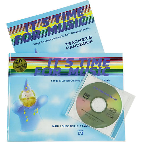 Alfred It's Time for Music 2 Books & CD-thumbnail