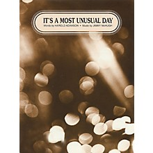 TRO ESSEX Music Group It's a Most Unusual Day Richmond Music ¯ Sheet Music Series