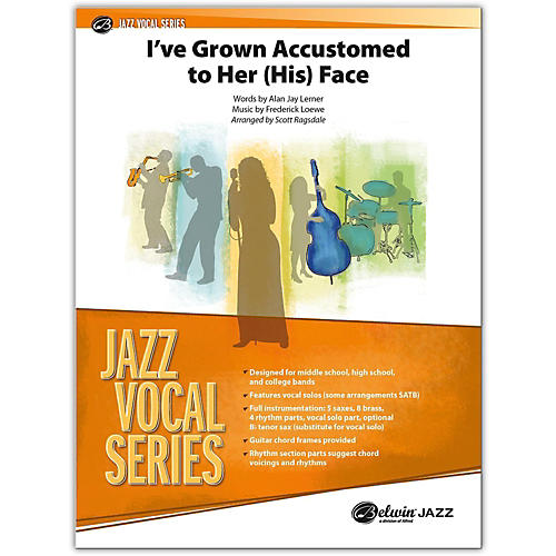 BELWIN I've Grown Accustomed to Her (His) Face Conductor Score 3.5 (Medium)