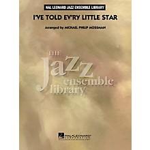 Hal Leonard I've Told Ev'ry Little Star - The Jazz Essemble Library Series Level 4