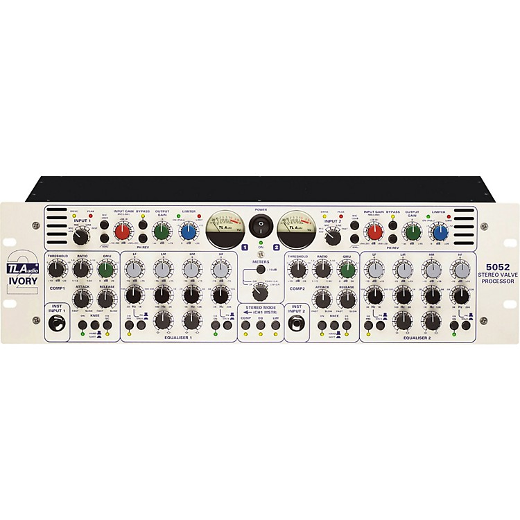 TL Audio Ivory 5052 Stereo Tube Processor