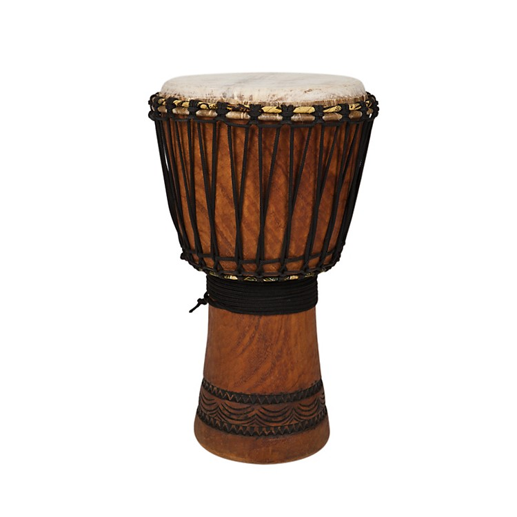 Overseas Connection Ivory Coast Djembe  12 Inch