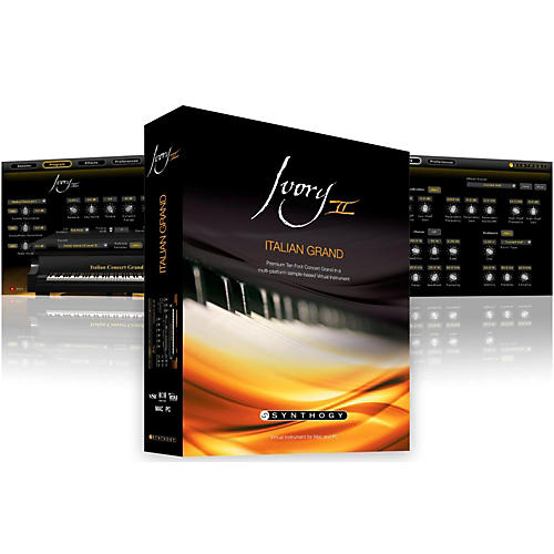 Synthogy Ivory II - Italian Grand Software Download
