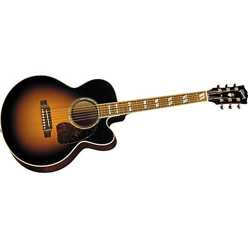 Gibson J-165 EC Maple Acoustic-Electric Guitar