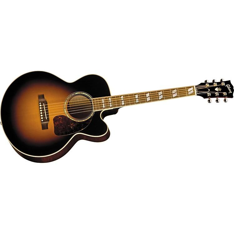 GibsonJ-165 EC Maple Acoustic-Electric Guitar