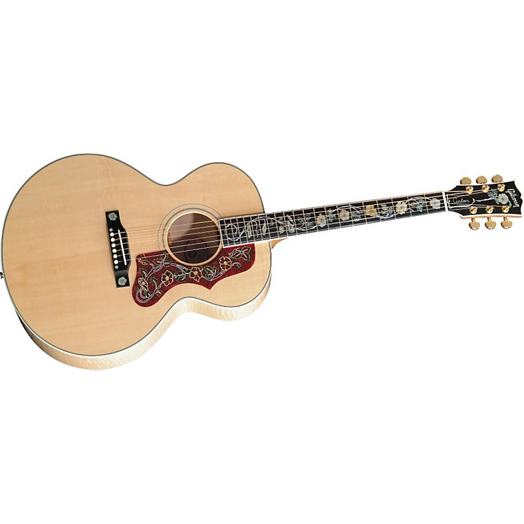 Gibson J-185 Custom Vine Acoustic Guitar