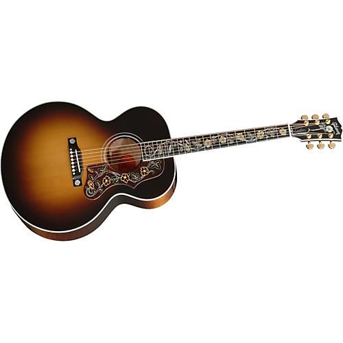 Gibson J-185 Custom Vine Acoustic Guitar-thumbnail