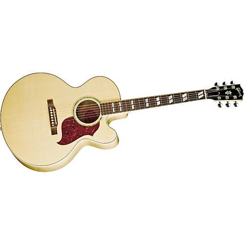Gibson J-185 EC Acoustic-Electric Guitar-thumbnail