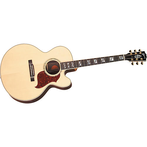 Gibson J-185 EC Rosewood Acoustic-Electric Guitar