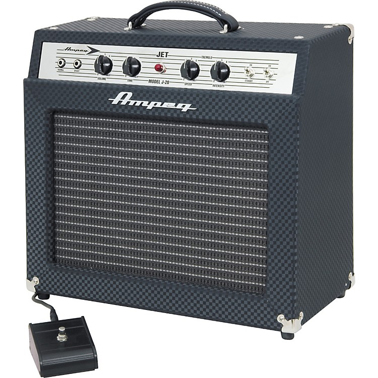 AmpegJ-20 Jet 20W 1x12 Tube Guitar Combo Amp