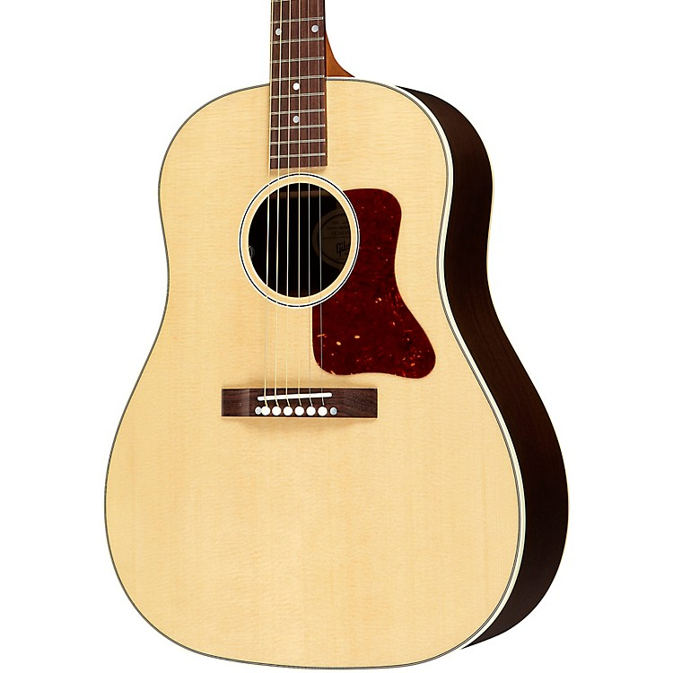 Gibson J-29 Rosewood Acoustic-Electric Guitar Antique Natural