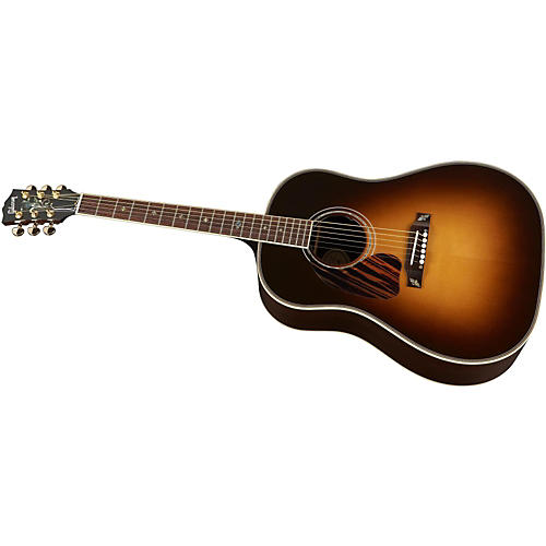 Gibson J-45 Custom Left-Handed Rosewood Acoustic-Electric Guitar-thumbnail