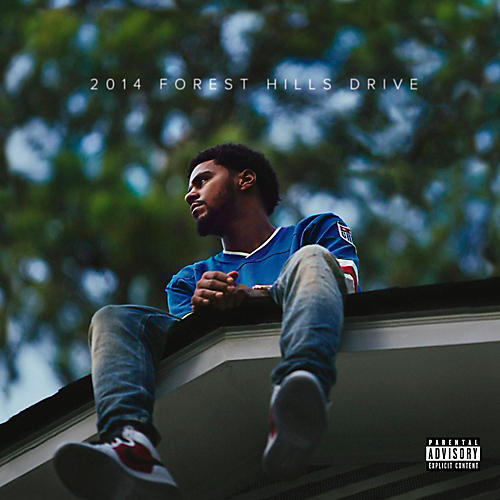 Sony J. Cole  - 2014 Forest Hills Drive 2LP