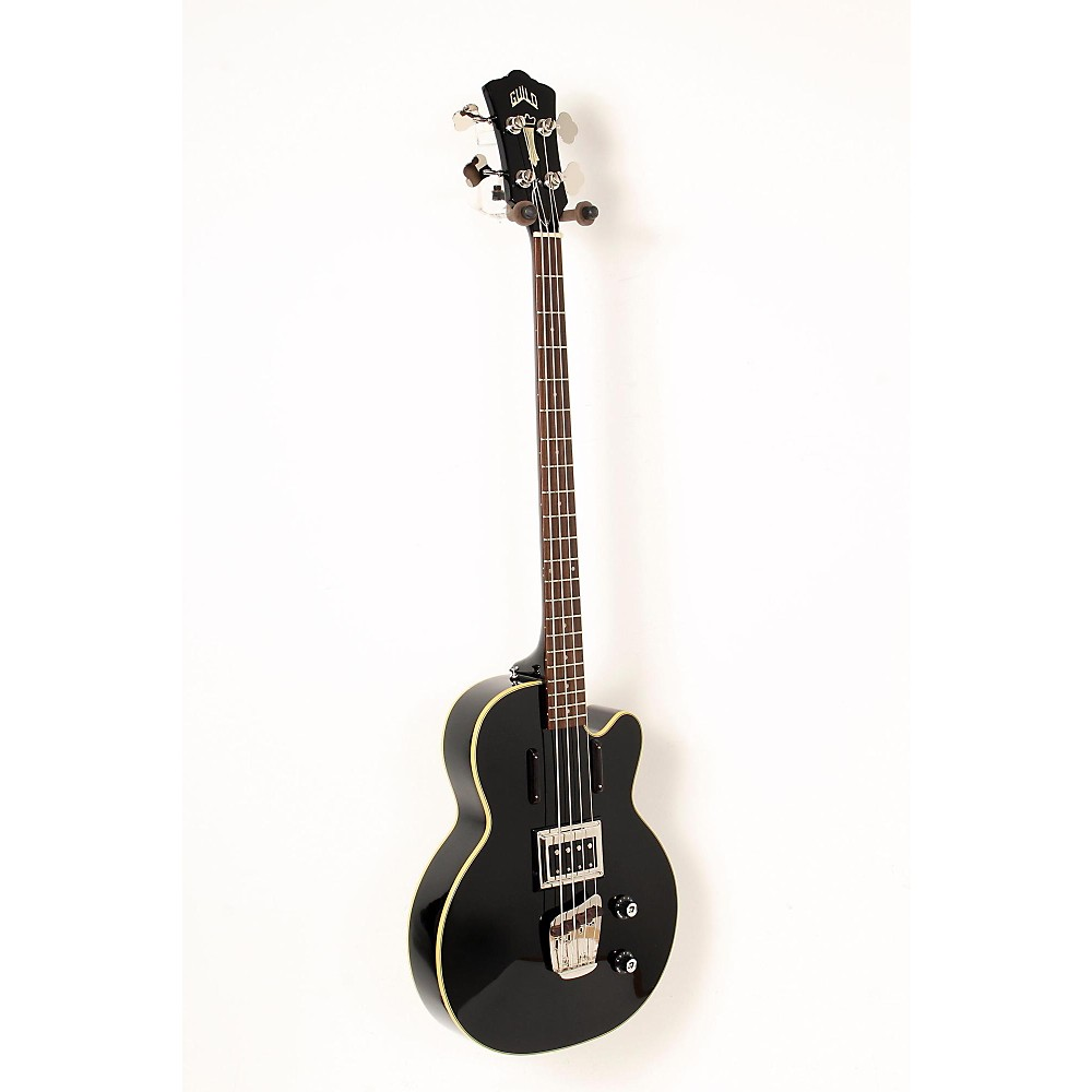 Used Guild M-85 Bass Black 888365835716 -  USED005002 3791100806