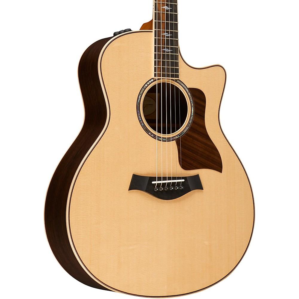 taylor 800 series 816ce grand symphony acoustic electric guitar natural ebay. Black Bedroom Furniture Sets. Home Design Ideas