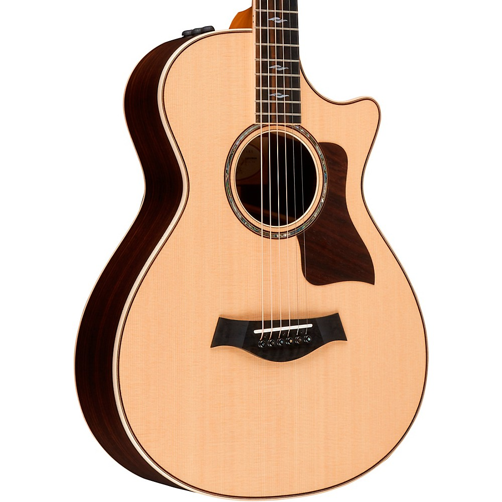 Taylor 812ce Grand Concert Cutaway 12-Fret ES2 Acoustic ...