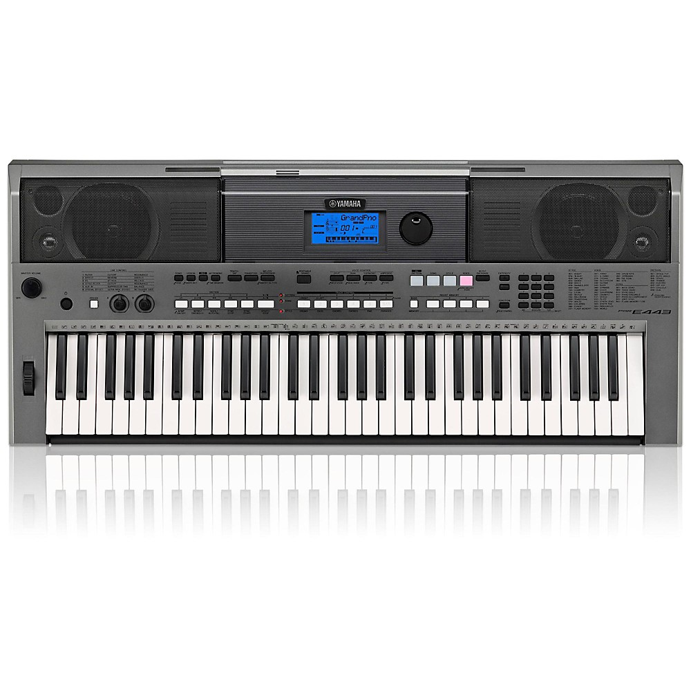 yamaha psr e403 61 key portable keyboard musicians friend. Black Bedroom Furniture Sets. Home Design Ideas