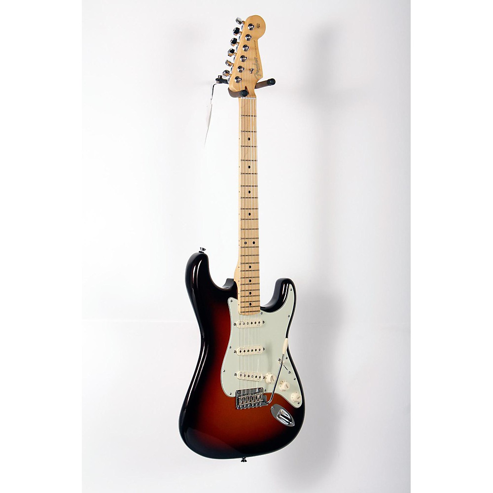 Used Fender American Deluxe Stratocaster Plus Electric Guitar Mystic 3-Color Sunburst 888365851051 -  USED005008 0118102735