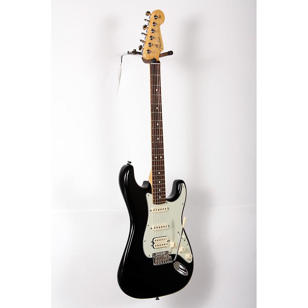 Warriors Imagine Dragons Electric Guitar Tab: Fender American Deluxe Stratocaster Plus HSS Guitar Mystic