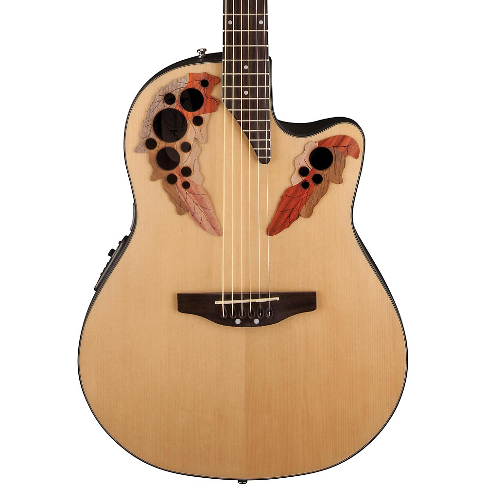 ovation super shallow acoustic guitars for sale compare the latest guitar prices. Black Bedroom Furniture Sets. Home Design Ideas