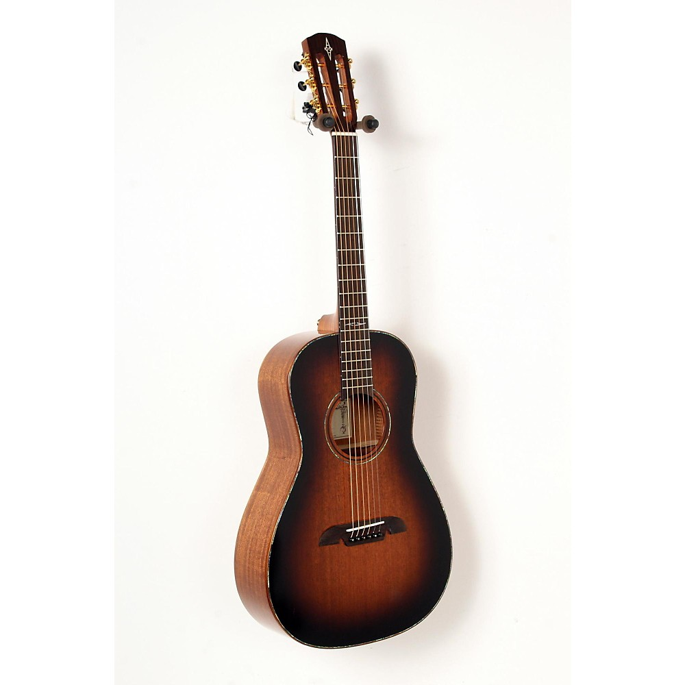 alvarez mpa66 masterworks parlor acoustic guitar shadow burst 888365844121 ebay. Black Bedroom Furniture Sets. Home Design Ideas