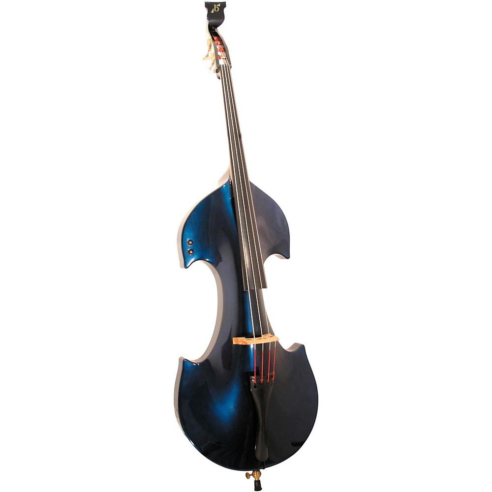 Bridge cetus series 4 string electric double bass black