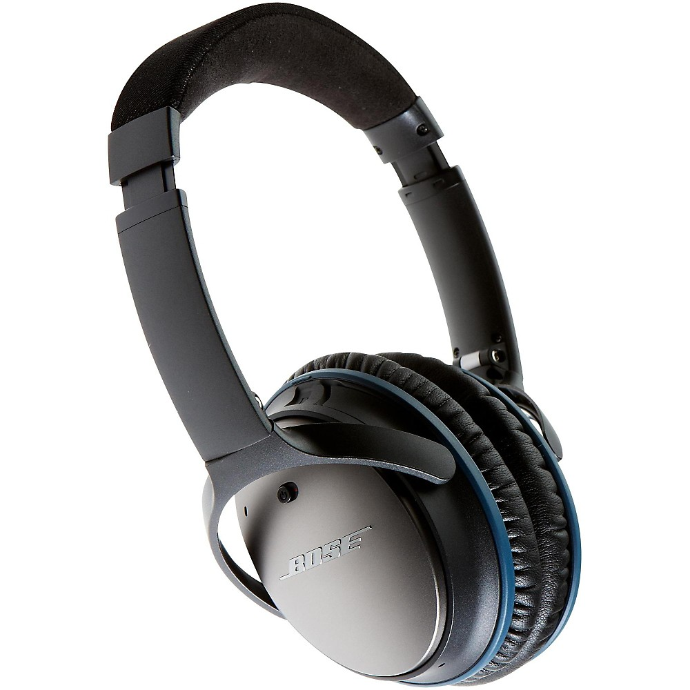 Bose QuietComfort 25 Noise Cancelling Headphones Black