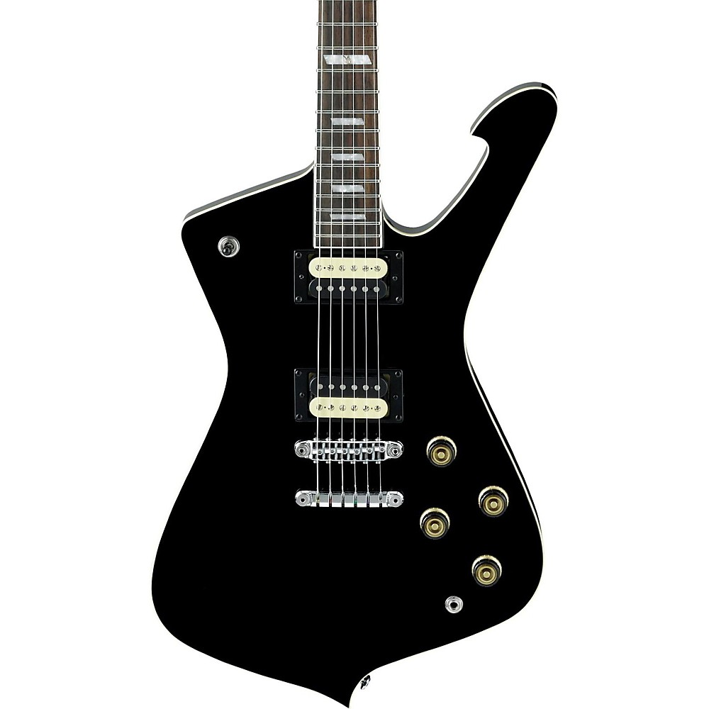 Ibanez Iceman Ic520 Electric Guitar Black