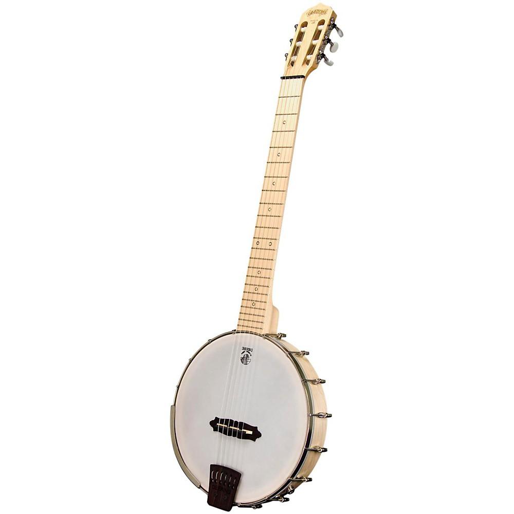 deering goodtime solana 6 string banjo ebay. Black Bedroom Furniture Sets. Home Design Ideas