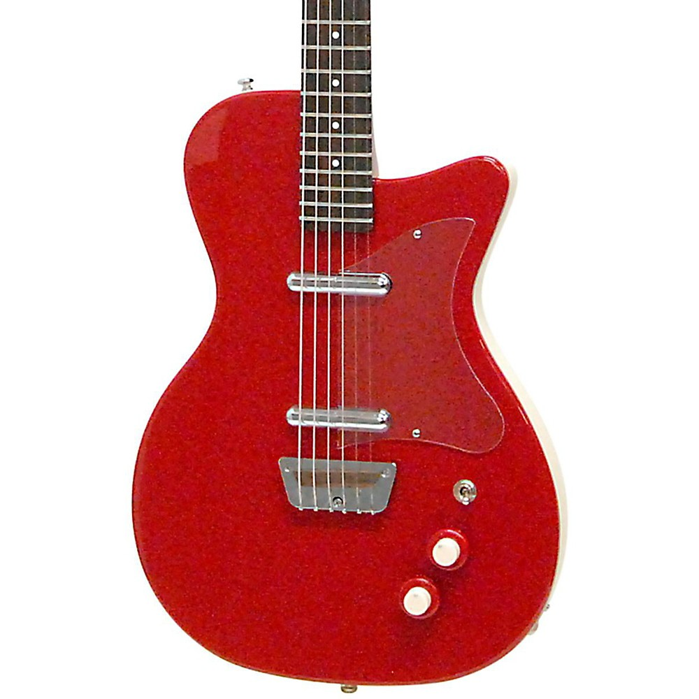 Danelectro '56 Baritone Electric Guitar Red | eBay